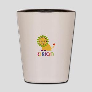 Orion Loves Lions Shot Glass