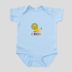 Orion Loves Lions Body Suit