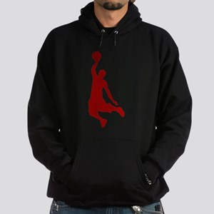 Basketball player Slam Dunk Silhouette Hoodie