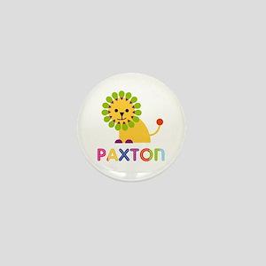 Paxton Loves Lions Mini Button