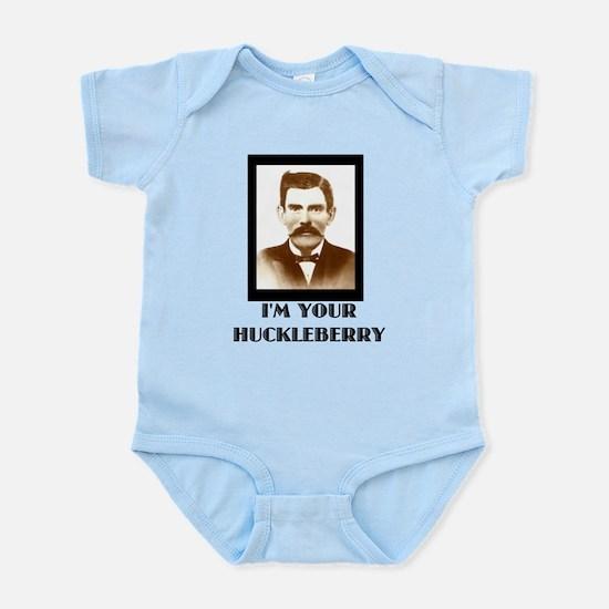 Doc Holliday Huckleberry Infant Bodysuit