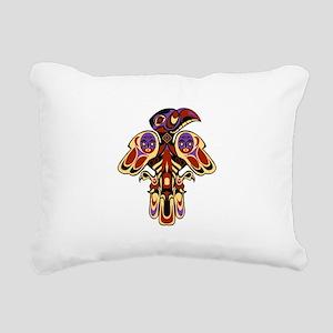 INNER VISIONS Rectangular Canvas Pillow