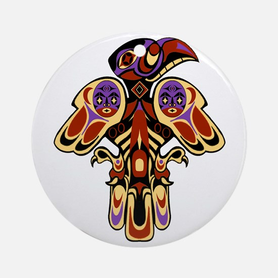 INNER VISIONS Round Ornament