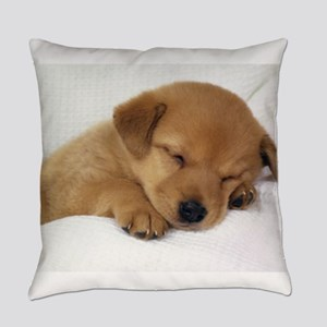 Cute Labrador Puppy Everyday Pillow