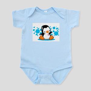 Penguin (B) Infant Bodysuit
