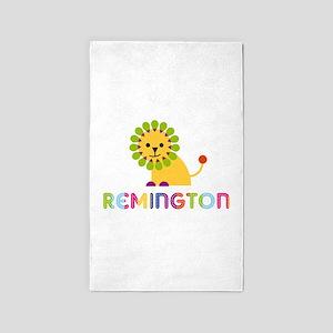 Remington Loves Lions 3'x5' Area Rug