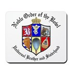Order of the Bowl Mousepad