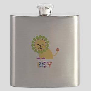 Rey Loves Lions Flask