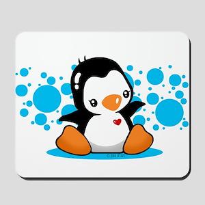 Penguin (B) Mousepad