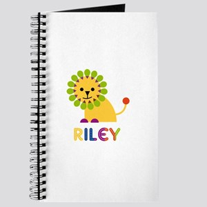 Riley Loves Lions Journal