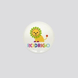 Rodrigo Loves Lions Mini Button