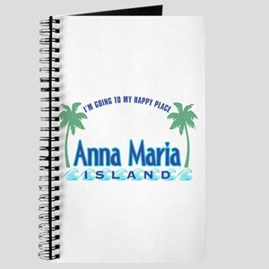 Anna Maria Island-Happy Place Journal