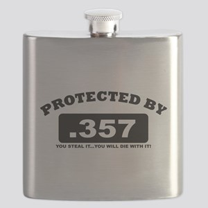 property of protected by 357 b Flask