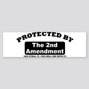 property of protected by 2nd amendment b Bumper St