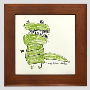 T-Rex Framed Tile