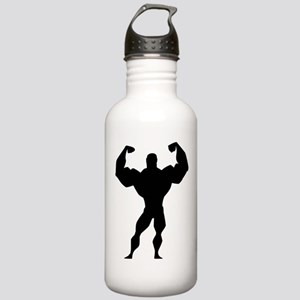 Strong Guy Water Bottle