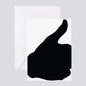 Thumbs Up Greeting Card