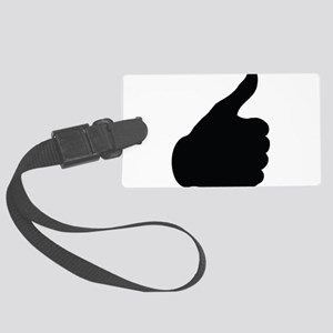 Thumbs Up Luggage Tag