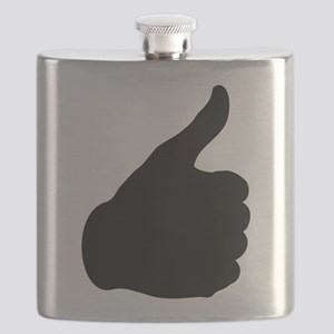 Thumbs Up Flask