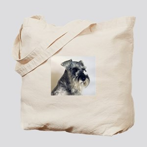 Every Day is Better with a Schnauzer Tote Bag