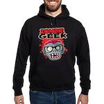 Zombie Geek Hoodie