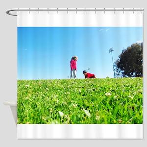Spring Arrives 2012 Shower Curtain