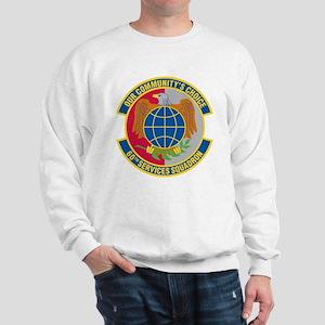 60th Services Squadron Sweatshirt