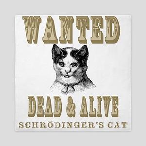 Schrodingers Cat Queen Duvet