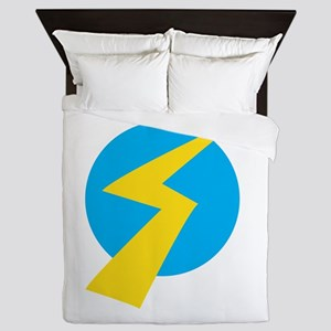 Bolt Queen Duvet
