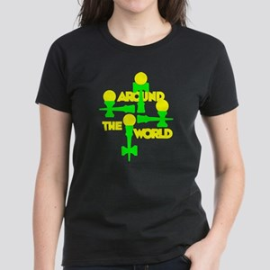 Around the World Women's Dark T-Shirt