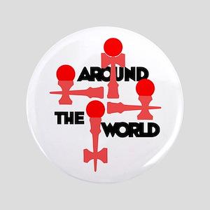 """Around the World 3.5"""" Button"""