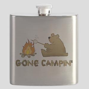 GoneCampin Flask