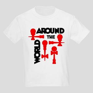 Around the World Kids Light T-Shirt