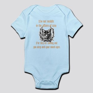 Affairs of Cats Infant Bodysuit