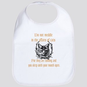 Affairs of Cats Bib