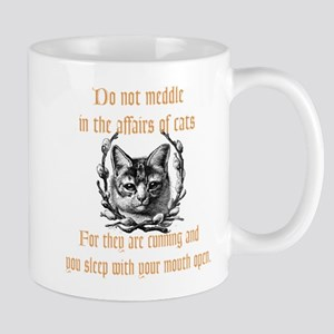 Affairs of Cats Mug