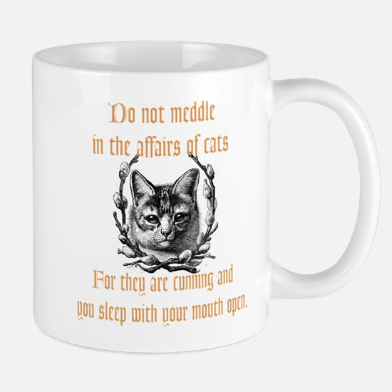 Affairs of Cats Mug