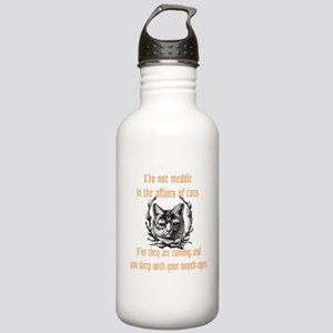 Affairs of Cats Stainless Water Bottle 1.0L