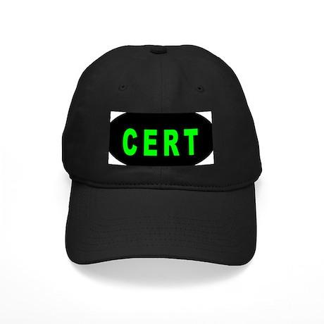 CERT Black Cap