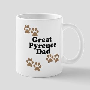 Great Pyrenee Dad Mug