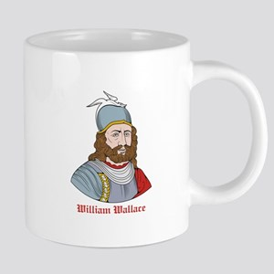 William Wallace Mugs