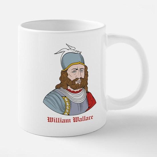 William Wallace Mugs