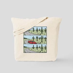 Cacti arms Tote Bag
