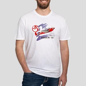 BEECH 18 Fitted T-Shirt