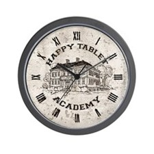Happy Tablet Academy Wall Clock