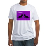 iTwins Fitted T-Shirt
