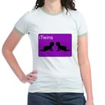 iTwins Jr. Ringer T-Shirt
