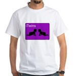 iTwins White T-Shirt