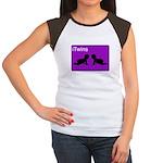 iTwins Women's Cap Sleeve T-Shirt