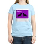 iTwins Women's Pink T-Shirt